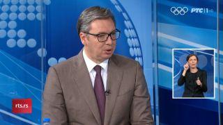 Vučić: Podnosim krivičnu prijavu protiv sebe