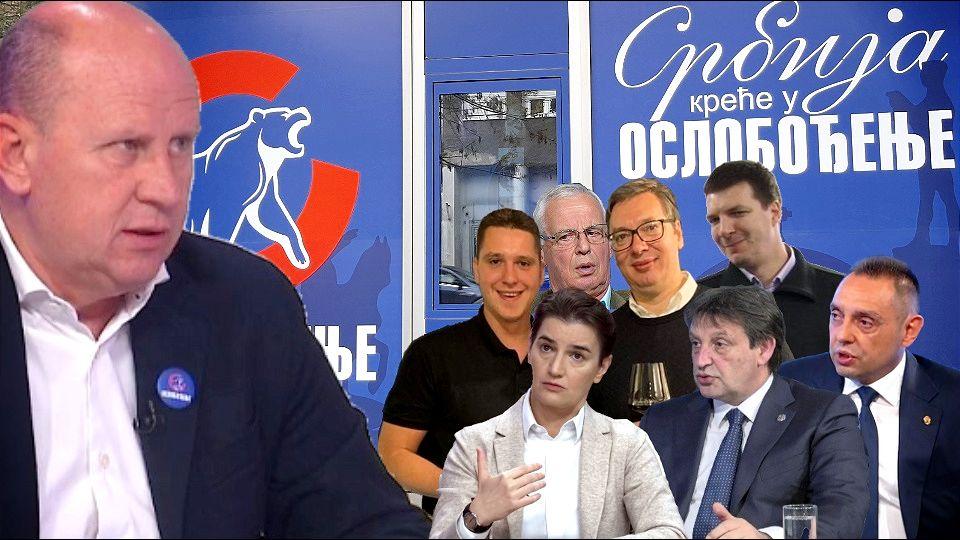 Đorđević: Rasformiranje Jajinačkog kriminalnog klana prvi zadatak nakon oslobođenja Srbije