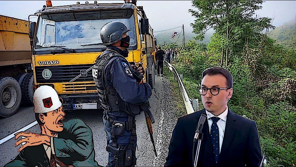 Petković zapretio Albancima: Mi ćemo MIRNO DA PROTESTUJEMO!