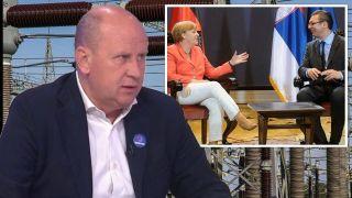 Đorđević: Merkel dolazi da bi Vučić predao u nemačke ruke, posle energetskog sistema na KiM, i sisteme Srbije, RS i CG