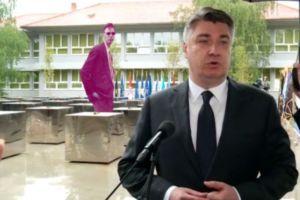 Milanović: Vučić ne može da promeni činjenicu da je bio ratni huškač