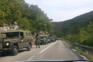 Vukanović: NATO grupe blokirale ulazak u Trebinje, građani uznemireni (VIDEO)