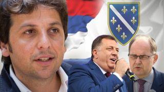 Vukanović: Još jedna Dodikova kapitulacija u Sarajevu! ŠMIT ISTEZAO UŠI