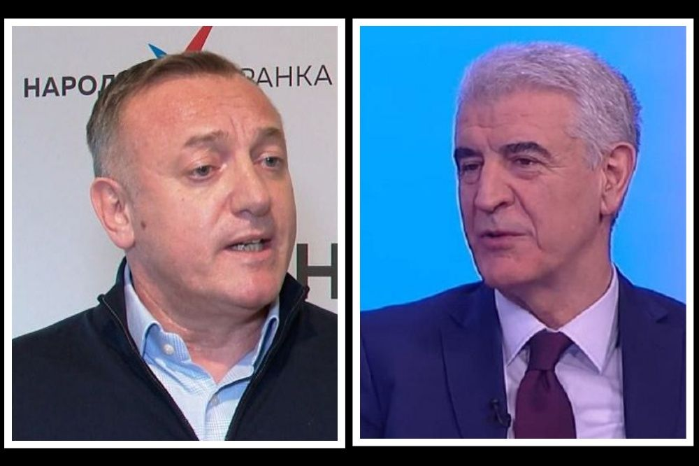 Borović i Kovačević napustili Narodnu stranku