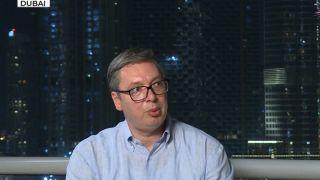 Vučić iz Dubaija: Verujem da Stefanović neće imati problem da bude ispitan; Srbiju očekuje velika energetska kriza