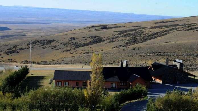 La estancia Cruz Aike está conectada con La Julia