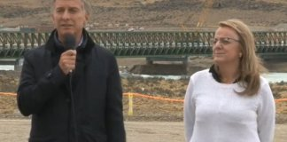 Alicia Kirchner recibió por primera vez al Presidente