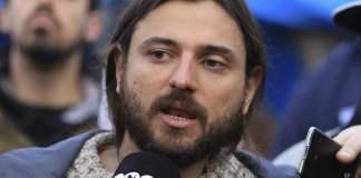 "Juan Grabois trató de ""selecto grupo de garcas"" a los asistentes a la marcha"