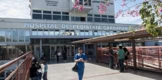 El Hospital Garrahan está en una situación difícil