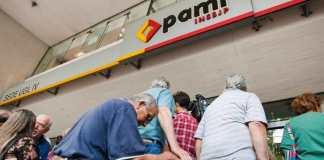 Escándalo en un PAMI de San Juan