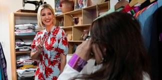 Ivanka Trump se reunió con Gerardo Morales