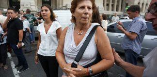 Sara Garfunkel es la madre del Fiscal asesinado, Alberto Nisman