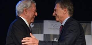Vargas Llosa y Macri, contra el avance populismo en tiempos de pandemia