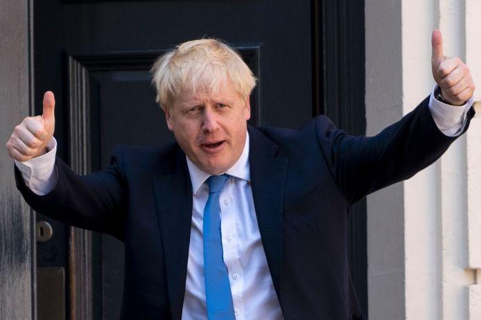 Boris Johnson venció al coronavirus