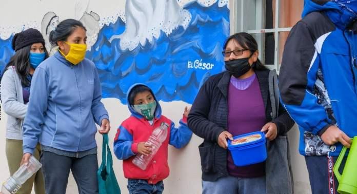 UNICEF se refirió a la pobreza que dejará el coronavirus