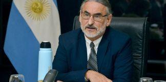Luis Basterra no sabía de la decisión de Alberto Fernández