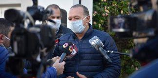 Sergio Berni vuelve a criticar a Sabina Frederic