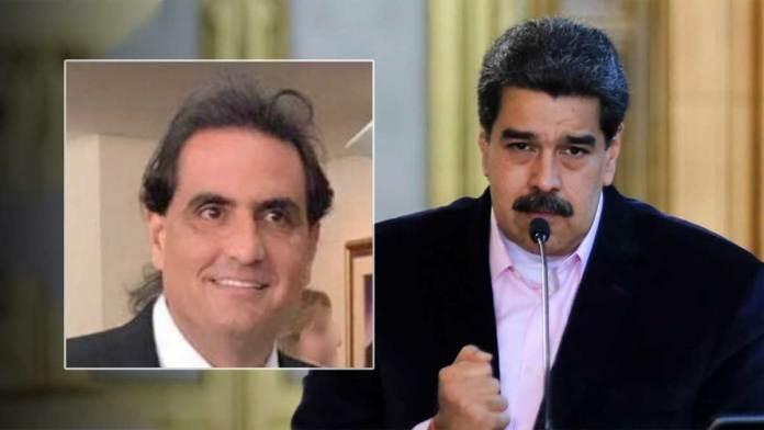 Iván Duque apuntó a Alex Saab y Nicolás Maduro