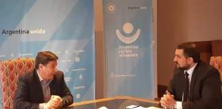 El Dr. Juan Pablo Chiesa entrevistó a Daniel Arroyo