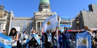 El Frente de todos dio media sanción a la reforma judicial
