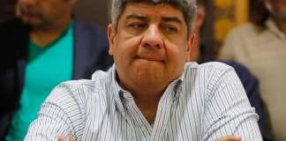 Pablo Moyano también fue contra el 17A