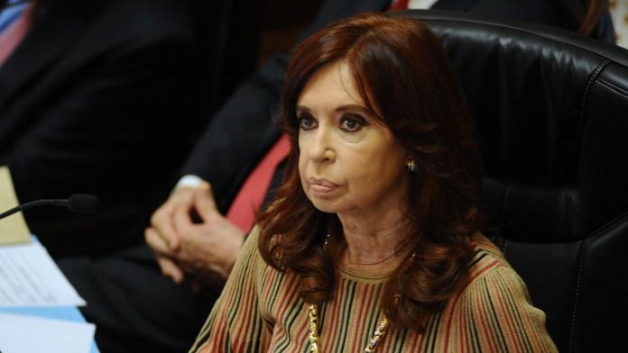 Cristina Kirchner, beneficiada