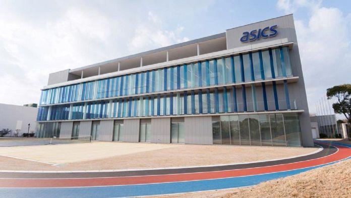 ASICS es una empresa japonesa