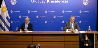 Uruguay en alerta