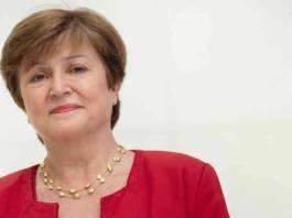 Kristalina Georgieva habló con Alberto Fernández
