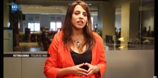 Victoria Donda sigue pese a sus polémicos audios