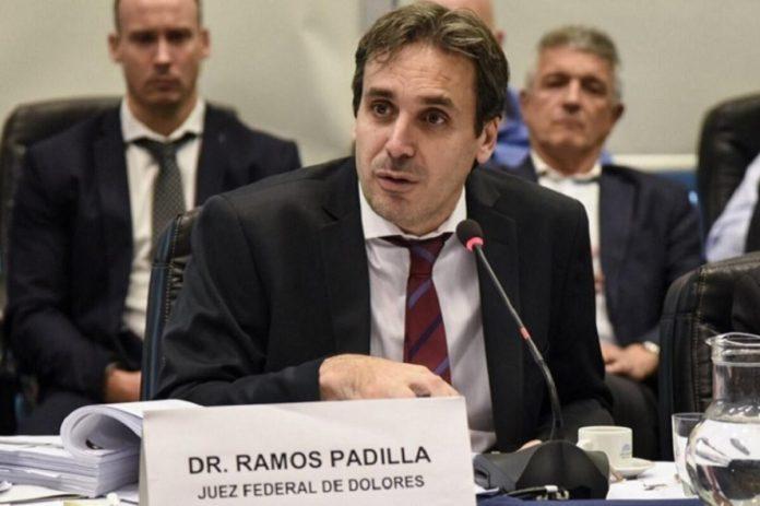 Alejo Ramos Padilla tuvo solamente avales K
