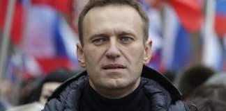 Prisión para Alexey Navalny
