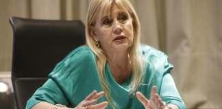 Marcela Losardo y la Justicia