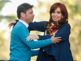 Cristina y Axel, libres