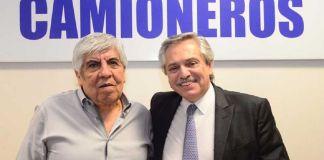 Hugo Moyano y sus negocios