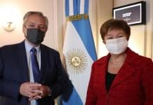 El FMI mira a la Argentina