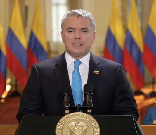 Colombia contra Alberto Fernández