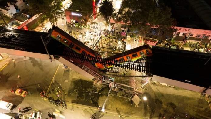Tragedia en la Ciudad de México