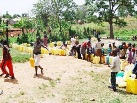 A common scene across urban Sierra Leone