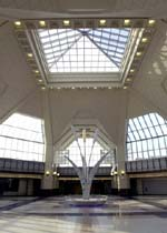 The Empty, 600 Million Dollar, Frank R. Lautemberg Train Terminal In Secaucus
