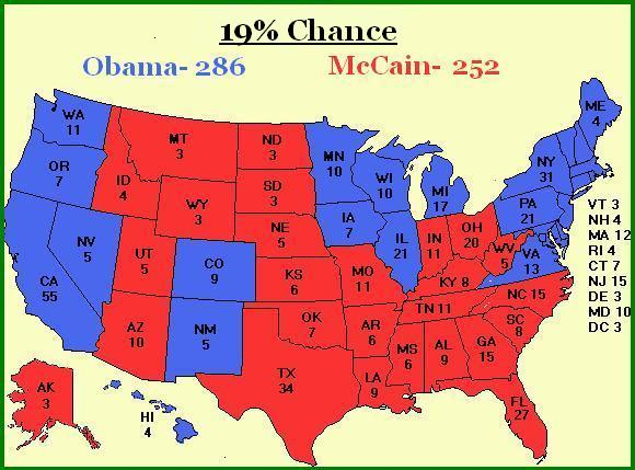 One of the more likely Obama victory maps