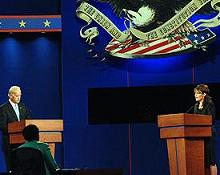 Biden And Palin In Their First And Last Vice Presidential Debate