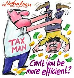 antefficient-tax-man