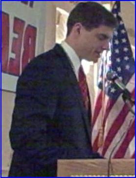 Assemblyman Jay Webber, host and sponsor of New Jersey Reagan Day