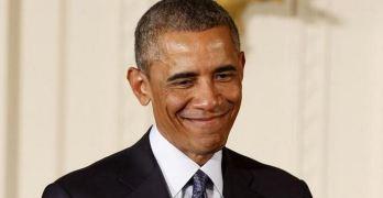 Liberated Obama