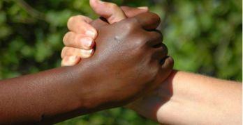 Black White Racism Race