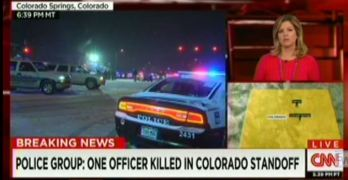 Police Officer and two civilians killed in domestic terrorism against Planned Parenthood