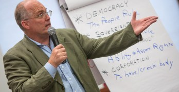 David Cobb revolution