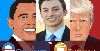 Obamacare Trumpcare single payer Medicare for All Mikael Floyd