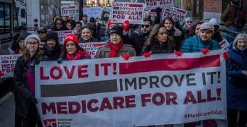 Would Trump revive Trumpcare as single-payer Medicare for all?